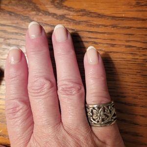 Garden Party ring